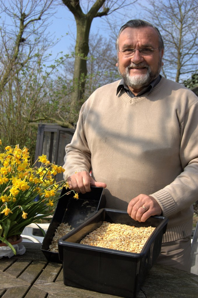 Belgian Professor of Botany - Willem Van Cotthem